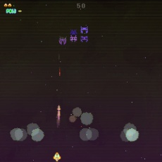 100 invaders