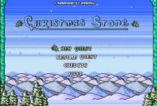 christmas stone