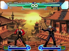 king of fighters shining 2v