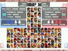 king of fighters zillion mk2 winmugen