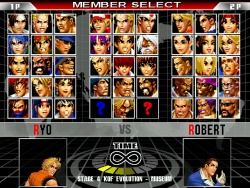 king of fighters 98 ultimate match mugen