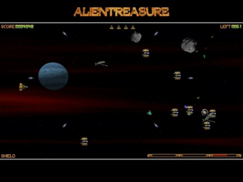 alien treasure
