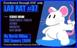 lab rat #37