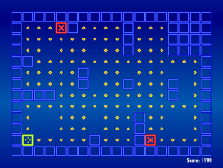 sliding squares